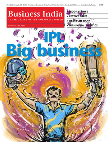 IPL Big business