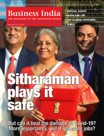Sitharaman Plays it Safe