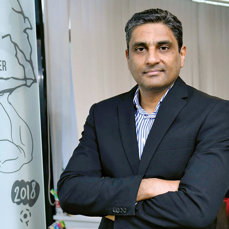 Seshasai:  `our chain has strong brand equity'