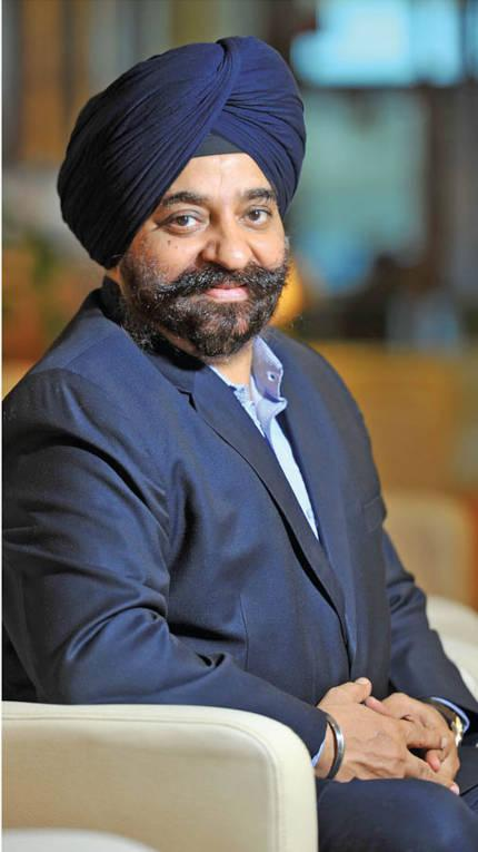 Singh: fund managers to every Indian