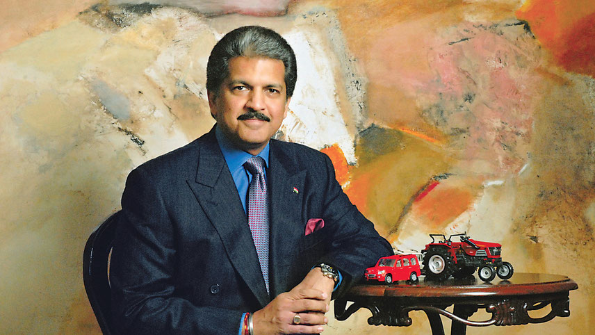Anand Mahindra says he is a firm believer that climate change needs to be addressed, and that no leader, no nation can afford to ignore this