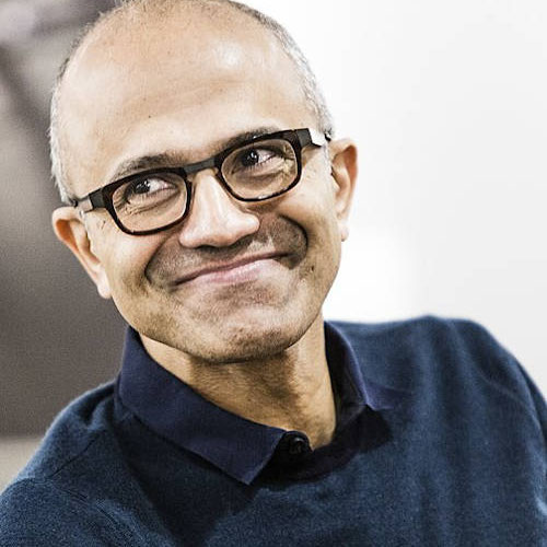 Nadella: `the pandemic taught us that we are strong when we all work together'