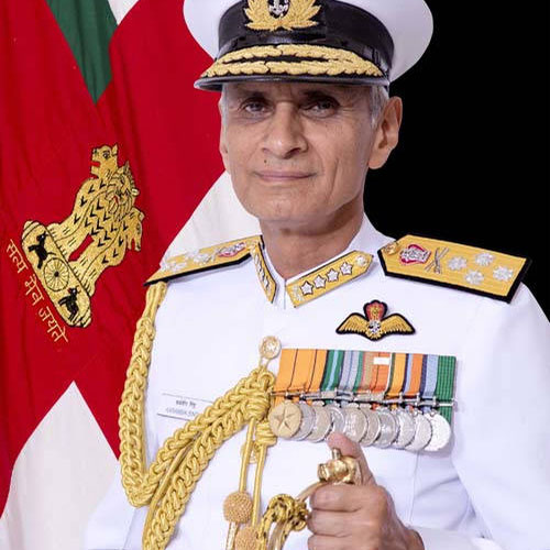 Admiral Karambir Singh, Chief of Naval Staff