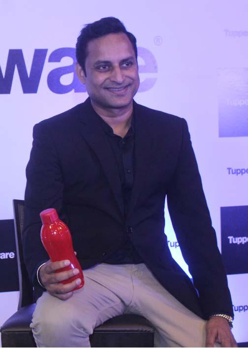 Chhabra: spearheading Tupperware's business transformation