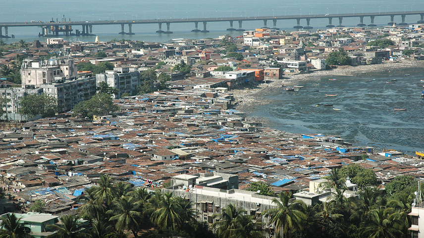 With the number of slums growing, the problems will only compound