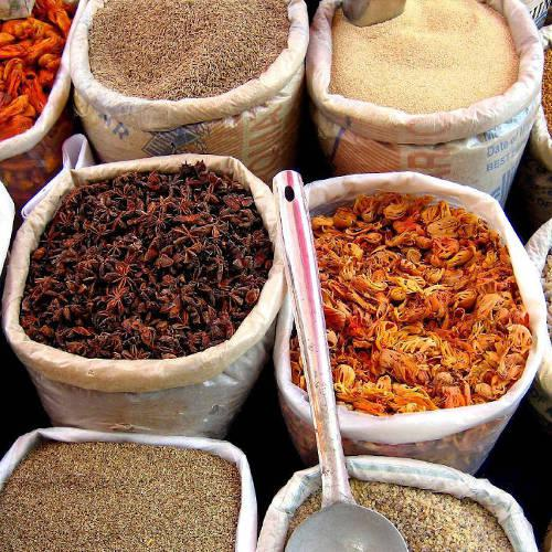 Spices too emerged as the flavour of the season