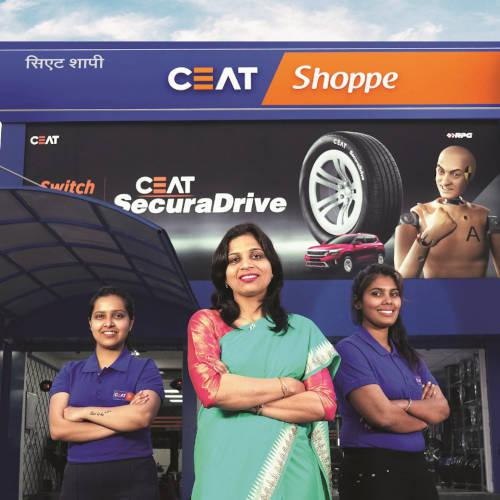 CEAT Shoppe is an industry-first initiative