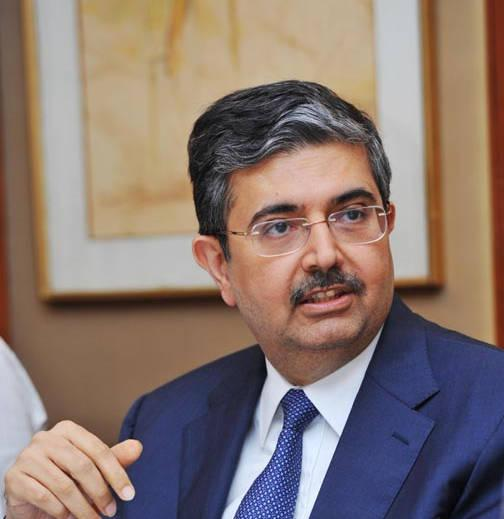 Uday Kotak: we should be both the factory and the office of the world