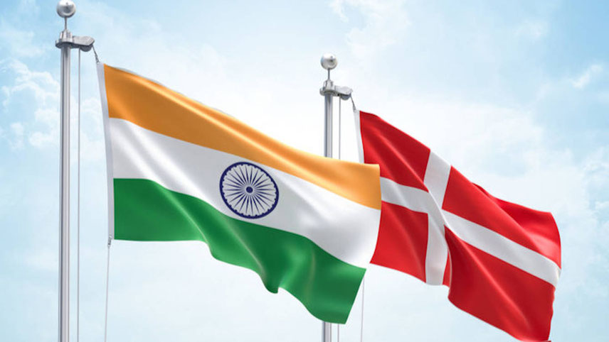 The prime ministers of the two countries agree to elevate India-Denmark relations to a Green Strategic Partnership